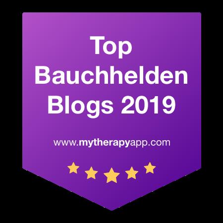 Top Bauchhelden Blogger 2019